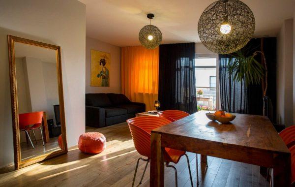 Apartment in Wilanów