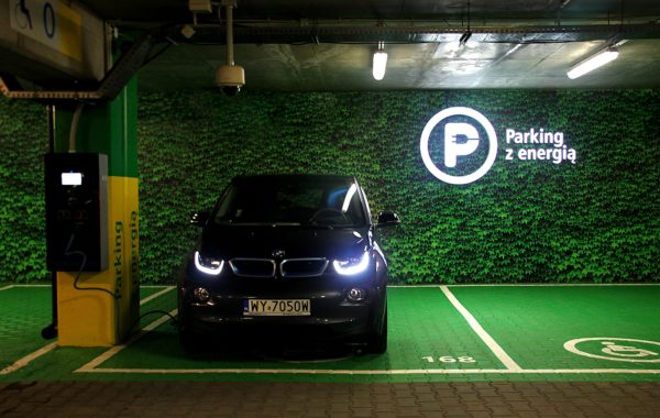 ELECTRIC PARKING