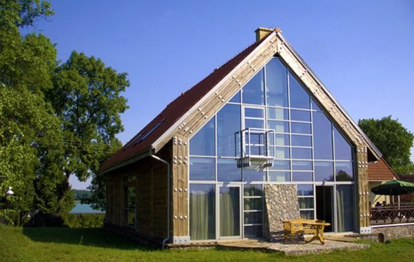 Dom mazurski