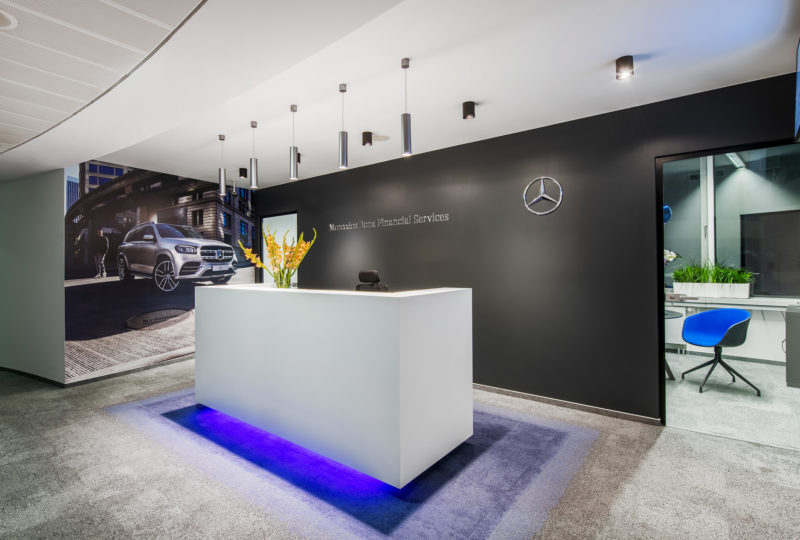 Mercedes Benz Poland