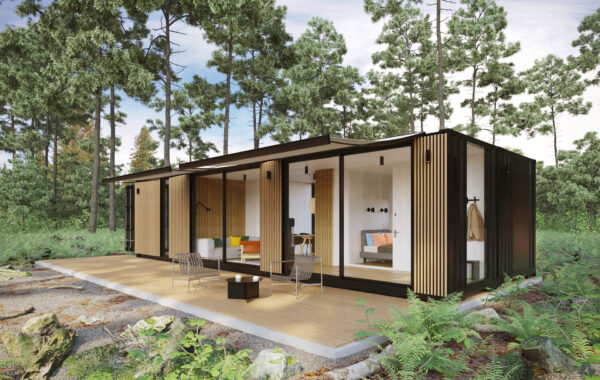 MARINE CONTAINER HOUSE – SCANDI